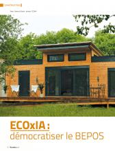 Maison à Energie positive - ecoXia